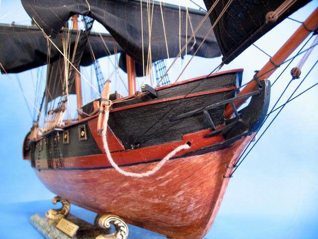replica pirate ship