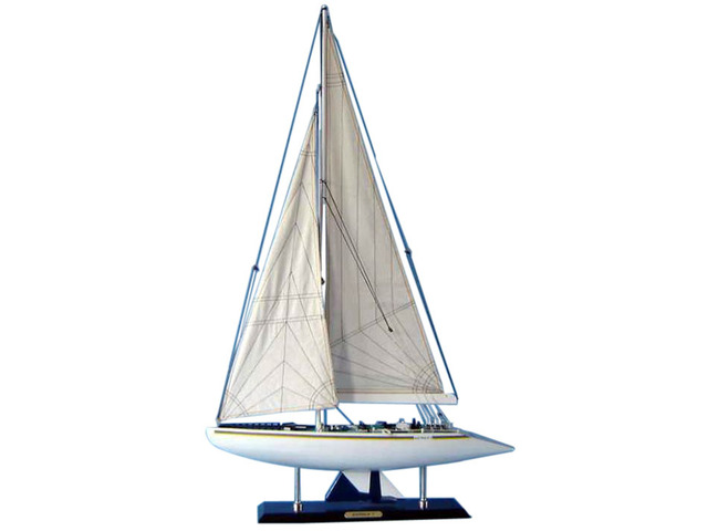 Wooden Australia 2 Limited Model Yacht 40