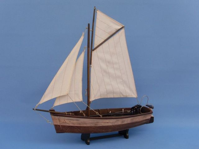 Rustic Yarmouth Cutter 17