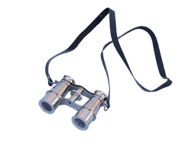 Scouts Chrome Binoculars 4