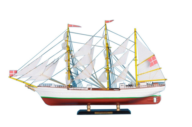 Danmark Limited Tall Model Ship 21