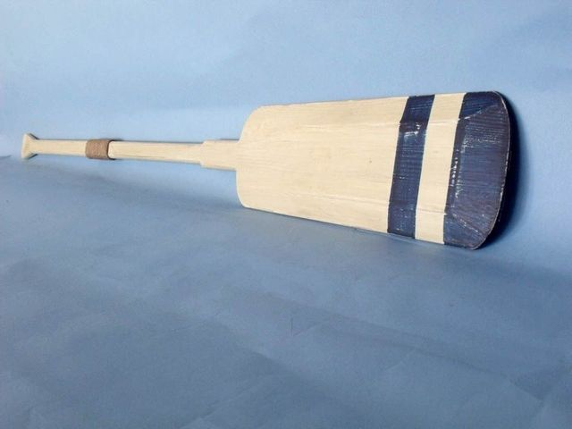 Wooden Stone Harbor Squared Rowing Oar - 50