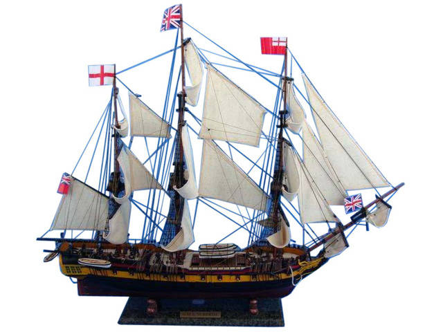 Master and Commander HMS Surprise Tall Model Ship 38 Limited