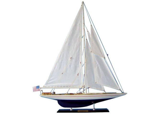 Wooden Enterprise Limited Model Sailboat 27
