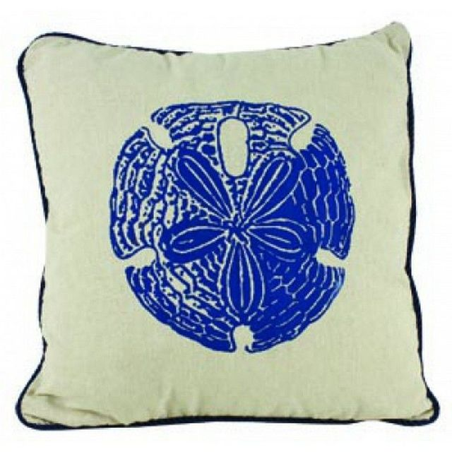 Sand Dollar Pillow 15