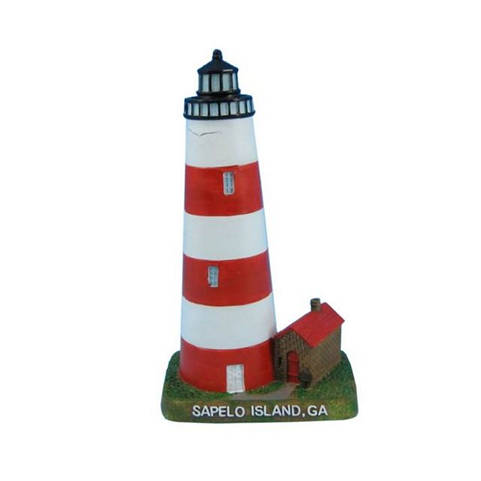 Sapelo Island Lighthouse Decoration 7