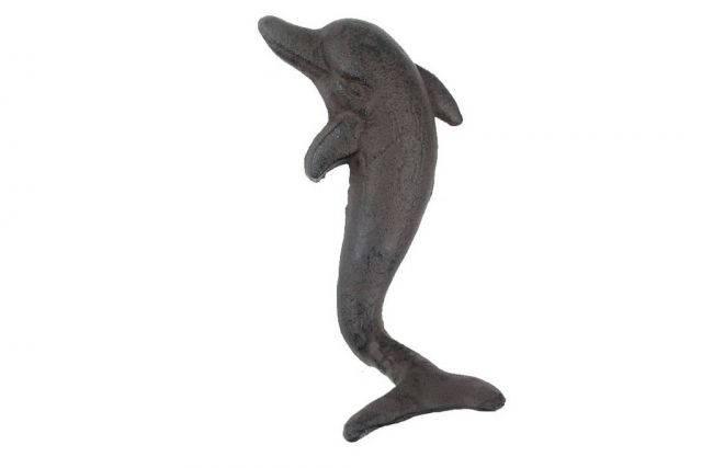 Cast Iron Dolphin Hook 7