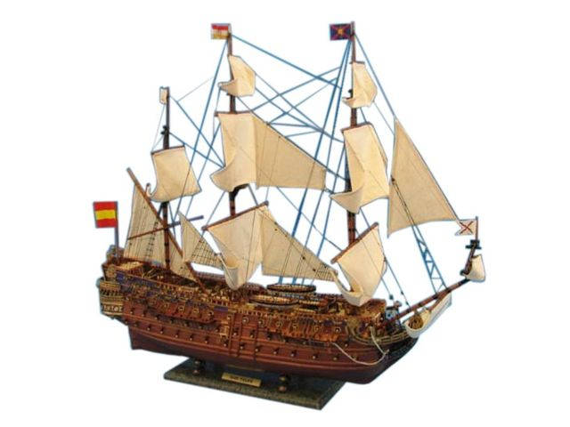 San Felipe Limited Tall Model Ship 38