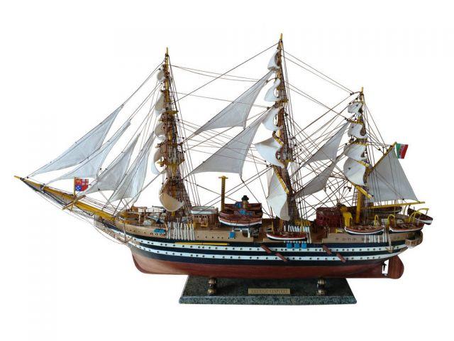 Amerigo Vespucci Limited Tall Ship Model 38