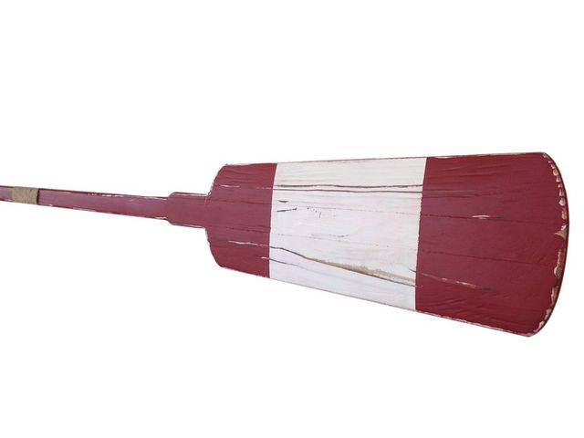 Wooden Chadwick Decorative Rowing Boat Oar with Hooks 62