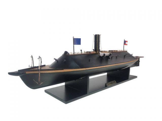 CSS Virginia Limited Model Ship 34