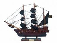 Wooden John Gows Revenge Pirate Ship Model 14
