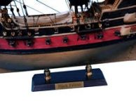 Captain Kidds Black Falcon Limited Model Pirate Ship 24 - Black Sails