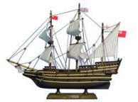 Wooden Mayflower Tall Model Ship 14