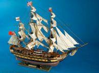 HMS Leopard Limited Tall Model Ship 36