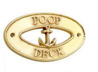 Poop Deck Signs