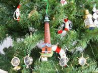 Currituck Lighthouse Decoration Christmas Tree Ornament