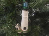 Key West Lighthouse Christmas Tree Ornament 6