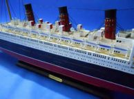 Queen Mary Limited Model Cruise Ship 30