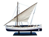 Wooden Second Wave Model Boat 19