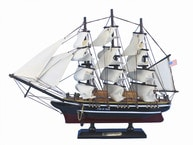 "Wooden Star of India Tall Model Ship 15"" picture"