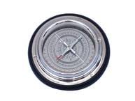 Chrome Directional Desktop Compass 6 picture