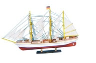 Gorch Fock Limited Tall Model Ship 21