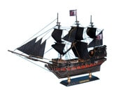 "Caribbean Pirate Ship Model Limited 15"" picture"