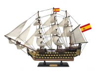 Santisima Trinidad Tall Ship Model 24