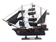 Wooden Calico Jacks The William Model Pirate Ship 20