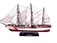 United States Coast Guard (USCG) Eagle Limited Tall Model Ship 21