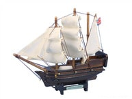 Wooden Mayflower Tall Model Ship 7
