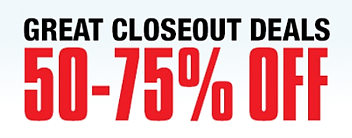 Model Ship Closeout Deals!