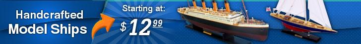 Buy Model Ships