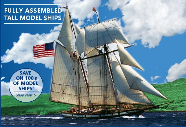 Sailboat Model Ships