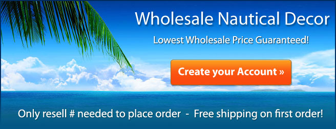Wholesale Nautical Decor