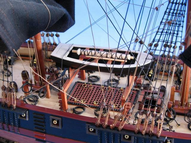 replica pirate ship