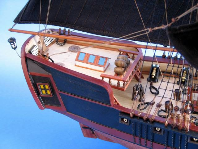 pirate ships for sale is fully assembled