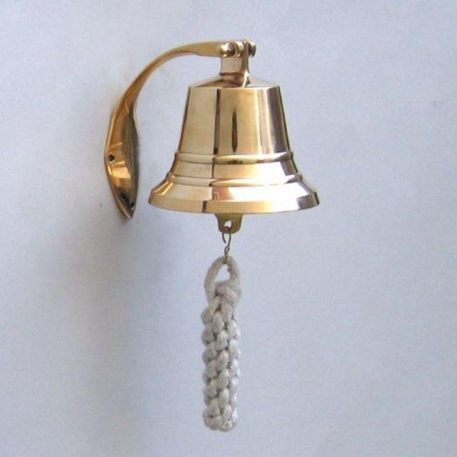 Brass Bell 5