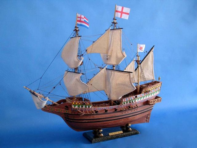 Golden Hind Limited 30