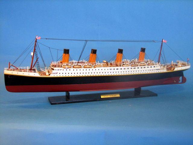 "... Limited 32"" Titanic Sale RMS Titanic Model Titanic Models For Sale"