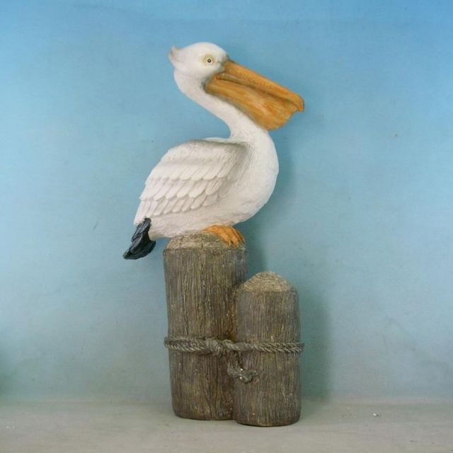 Pelican on Pilings 21