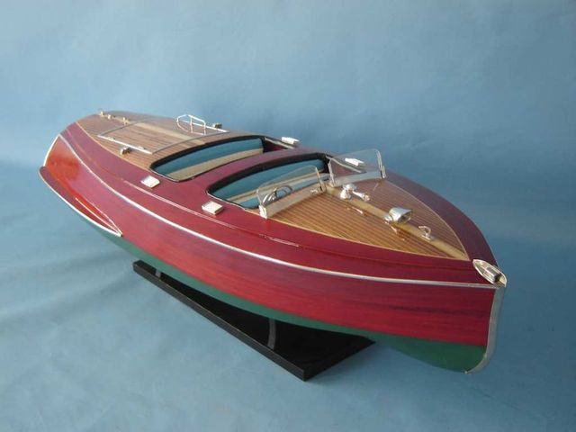 RC Chris Craft Dual Cockpit 32