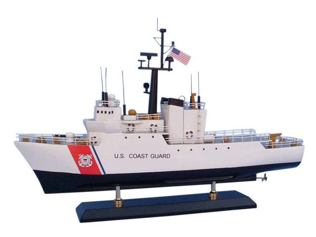 United States Coast Guard USCG Medium Endurance Cutter Model Ship 18