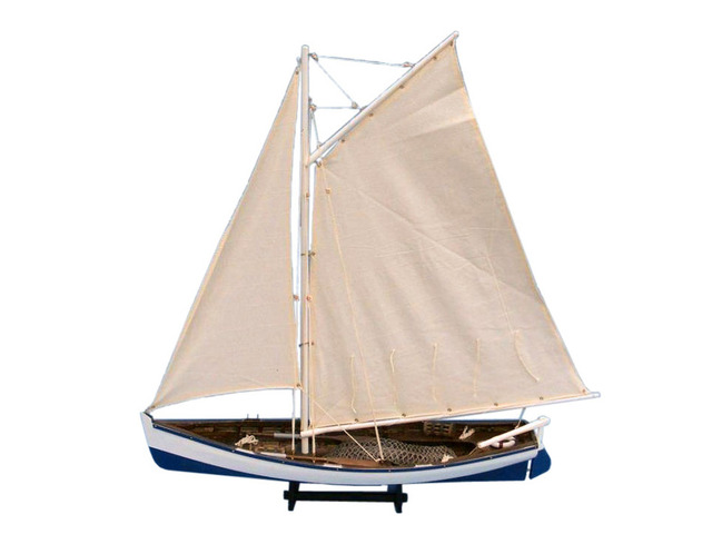 Wooden Gone with the Wind Model Boat 28