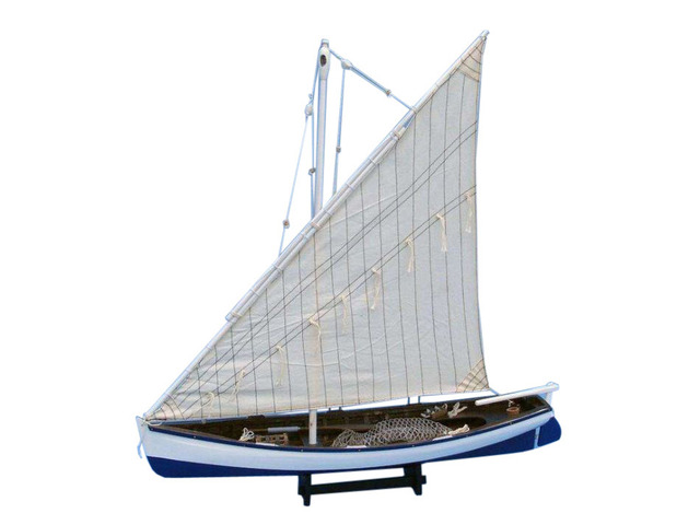 Wooden Summer Wind Model Boat 28