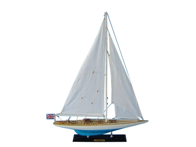 Wooden Sovereign Limited Model Sailboat Decoration 27