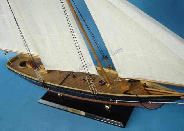 America 32 Model Sailboat Home Wall Beach Decor Ebay