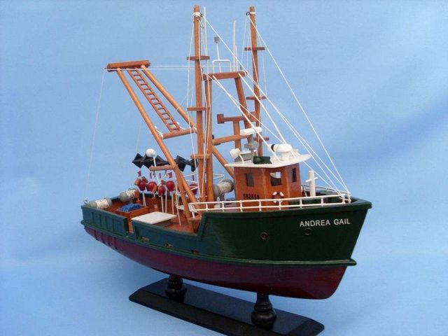 Andrea Gail Fishing Boat Found