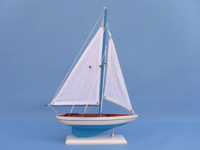Pacific Sailer Teal 17